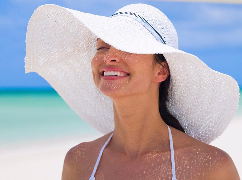 Zapobieganie przebarwieniom skóry
